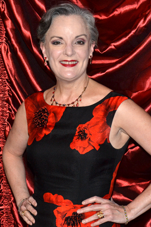 <p>Cast member Jennifer Smith was the recipient of Actors&#39&#x3B; Equity Association&#39&#x3B;s prestigious Gypsy Robe for the production.</p><br />(© David Gordon)