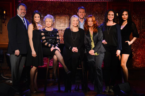 <p>Catch all of these great performers throughout the month of April at 54 Below.</p><br />(© Nessie Nankivell)