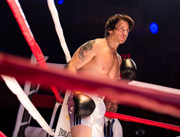 <p>Catch Andy Karl as Rocky at the Winter Garden Theatre.</p><br />(© Matthew Murphy)