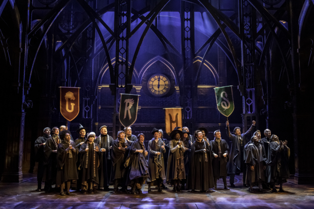 <p>Catch <em>Harry Potter and the Cursed Child</em>, now playing in London!</p><br />(© Manuel Harlan)