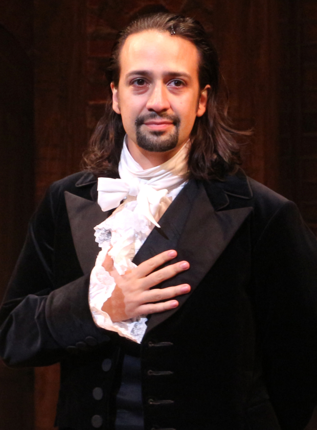 <p>Catch Lin-Manuel Miranda in <em>Hamilton</em> at the Richard Rodgers Theatre.</p><br />(© David Gordon)