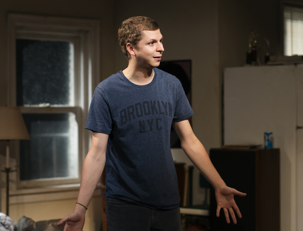 <p>Catch Michael Cera in <em>This is Our Youth</em> at the Cort Theatre.</p><br />(© Brigitte Lacombe)