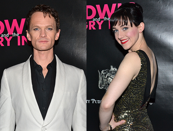 <p>Catch Neil Patrick Harris and Lena Hall in <em>Hedwig and the Angry Inch</em> at the Belasco Theatre.</p><br />(© David Gordon)