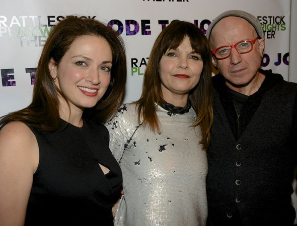 <p>Catch Roxanna Hope, Kathryn Erbe, and Arliss Howard in <em>Ode to Joy</em>.</p><br />(© Nessie Nankivell)