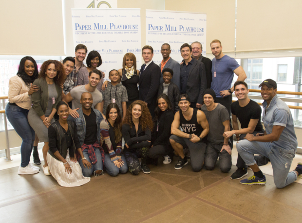 <p>Catch <em>The Bodyguard</em> at Paper Mill Playhouse!</p><br />(© Seth Walters)