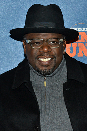 <p>Cedric the Entertainer is ready to be very entertained by <em>A Raisin in the Sun</em>.</p><br />(© David Gordon)