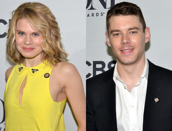 <p>Celia Keenan-Bolger and Brian J. Smith represent the Broadway revival of <em>The Glass Menagerie</em>, nominated for seven Tonys.</p><br />(© David Gordon)