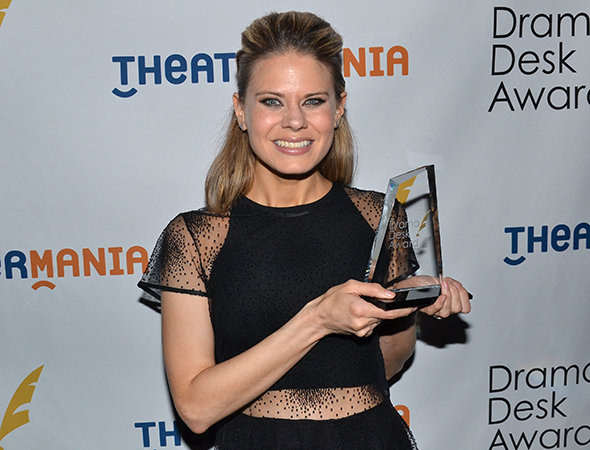 <p>Celia Keenan-Bolger — Outstanding Featured Actress in a Play winner for <em>The Glass Menagerie</em>.</p>