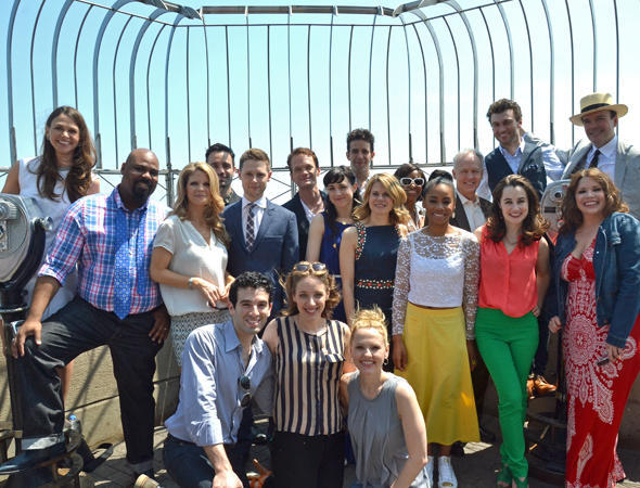 <p>Check out this year&#39&#x3B;s Tony nominees (and that view)!</p><br />(© David Gordon)
