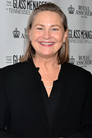<p>Cherry Jones returns to Broadway as Amanda Wingfield.</p><br />(© David Gordon)