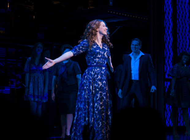<p>Chilina Kennedy takes her bow.</p><br />(© Allison Stock)