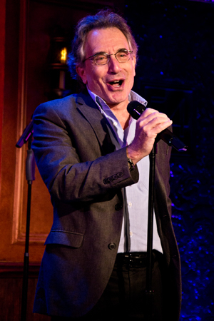 "<p>Chip Zien sings Johnny Mercer's ""Something's Gotta Give.""</p><br />(© David Gordon)"