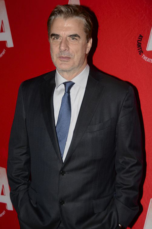 <p>Chris Noth led the cast of the Atlantic&#39&#x3B;s staging of <em>Farragut North</em>.</p><br />(© Nessie Nankivell)