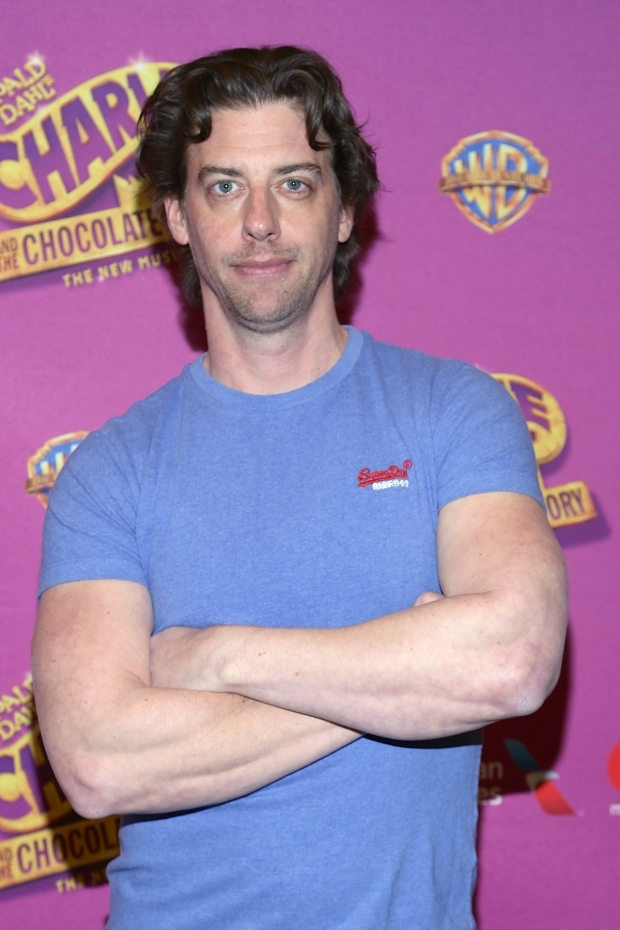 <p>Christian Borle will star as Willy Wonka in <em>Charlie and the Chocolate Factory</em>.</p><br />(© Tricia Baron)