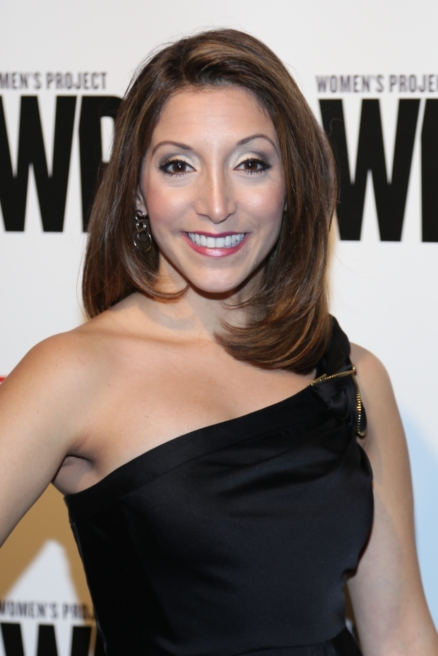 <p>Christina Bianco performed during the gala.</p><br />(© Tricia Baron)