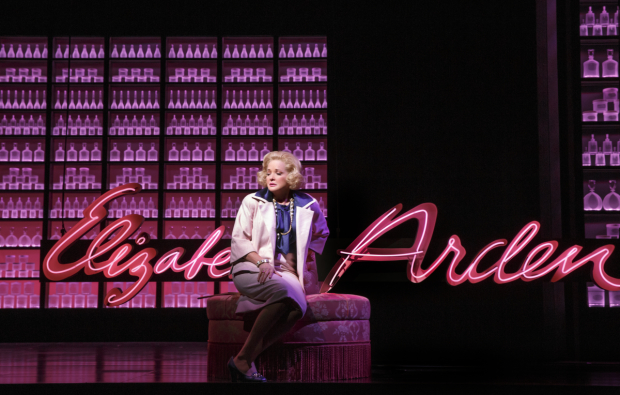 <p>Christine Ebersole performs &quot&#x3B;Pink,&quot&#x3B; a new song featured in <em>War Paint</em>.</p><br />(© Joan Marcus)