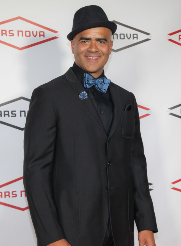 <p>Christopher Jackson takes on the role of George Washington in Lin-Manuel Miranda&#39&#x3B;s <em>Hamilton</em>, directed by Thomas Kail.</p><br />(© Seth Walters)