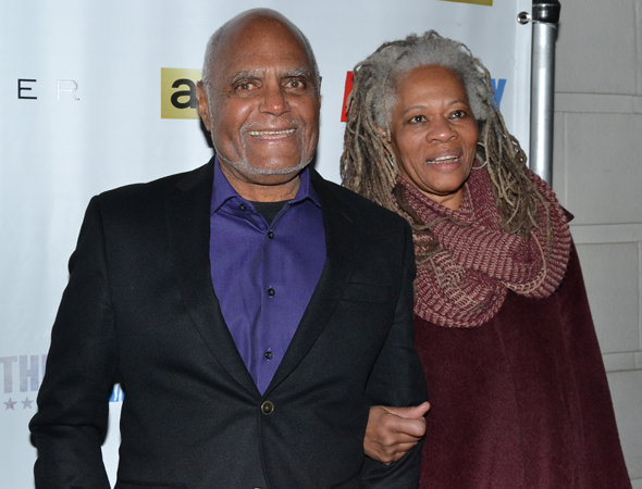 <p>Civil rights leader Bob Moses is excited to see his life depicted onstage in <em>All the Way</em>.</p><br />(© David Gordon)