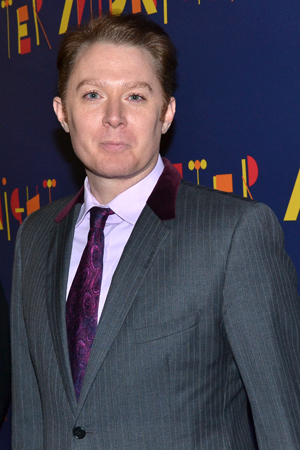 <p>Clay Aiken is ready to cheer on his fellow American Idol veteran Fantasia on her opening night.</p><br />(© David Gordon)