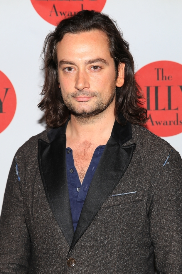 <p>Constantine Maroulis was on hand to perform during the show.</p><br />(© Tricia Baron)