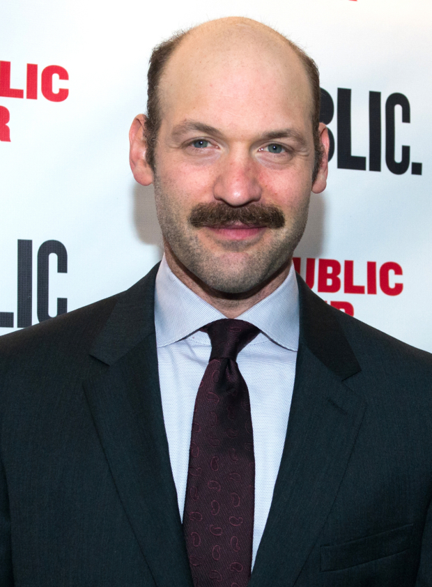 <p>Corey Stoll is the production&#39&#x3B;s leading man.</p><br />(© Allison Stock)
