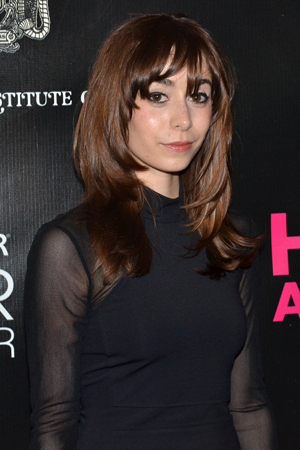 <p>Cristin Milioti is on hand to see her <em>How I Met Your Mother</em> costar Neil Patrick Harris in action.</p><br />(© David Gordon)