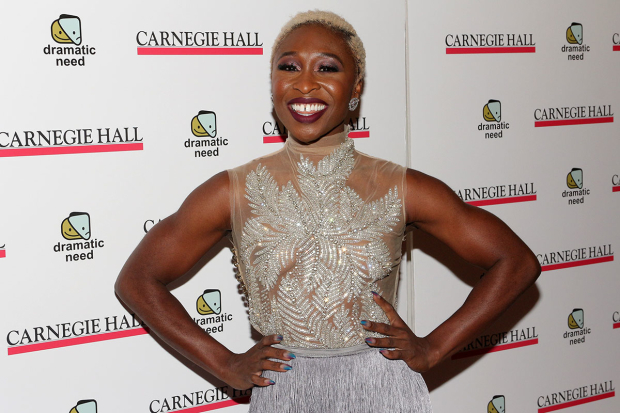 <p>Cynthia Erivo opened the show with &quot&#x3B;God Bless the Child.&quot&#x3B;</p><br />(© David Gordon)