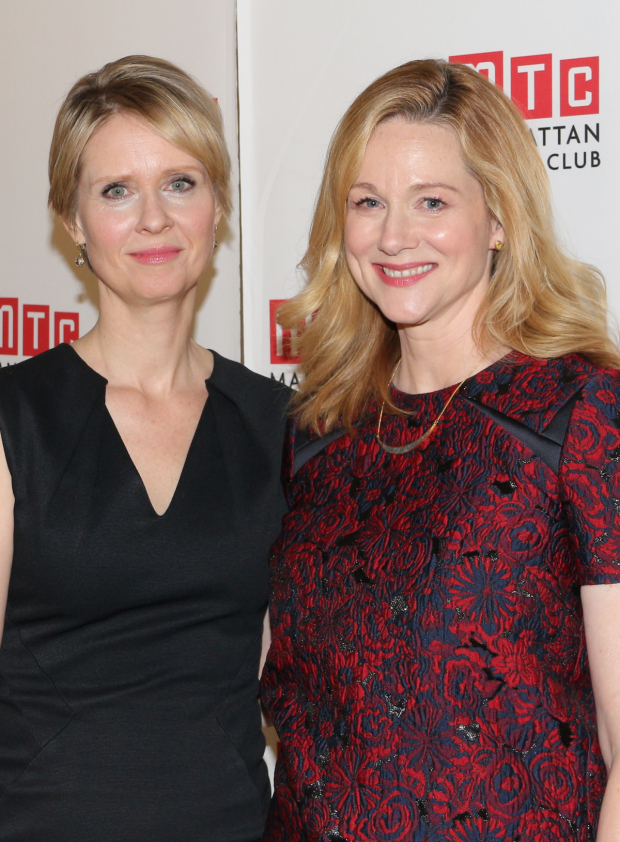 <p>Cynthia Nixon and Laura Linney alternate the roles of Regina and Birdie in Broadway&#39&#x3B;s <em>The Little Foxes</em>.</p><br />(© David Gordon)