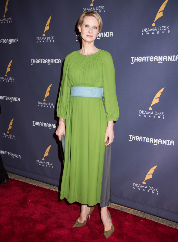 <p>Cynthia Nixon, nominee for <em>The Little Foxes</em>.</p><br />(© Monica Simoes)