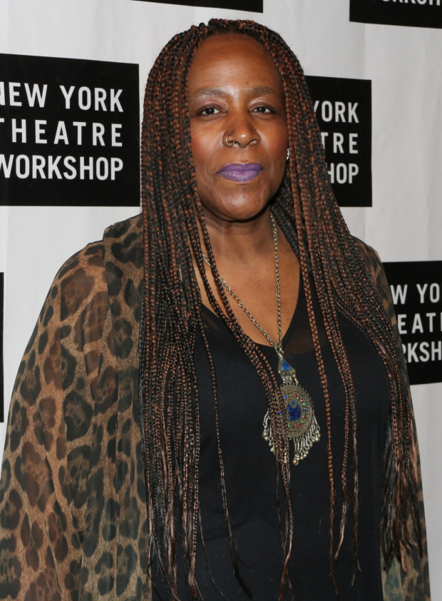 <p>Dael Orlandersmith&#39&#x3B;s solo show <em>Forever</em> is currently running at New York Theatre Workshop.</p><br />(© David Gordon)