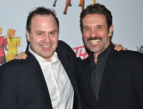 <p>Dan Cooney and Anthony Crivello are the musical&#39&#x3B;s two gay dads.</p><br />(© David Gordon)