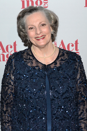 <p>Dana Ivey was honored with the John Houseman Award for her commitment to the development of American actors.</p><br />(© David Gordon)