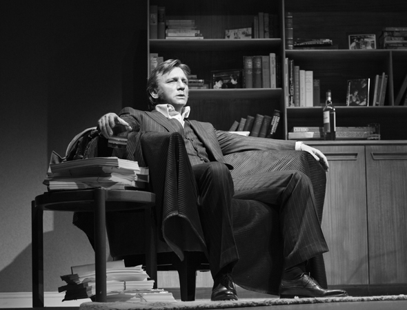 <p>Daniel Craig plays Robert, a book publisher married to Emma.</p><br />(© Brigitte Lacombe)