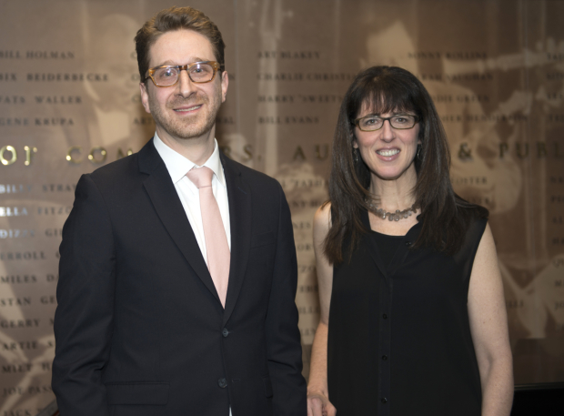 <p>Daniel Goldstein and Stacey Luftig are the recipients of 2016 Kleban Prizes.</p><br />(© Allison Stock)