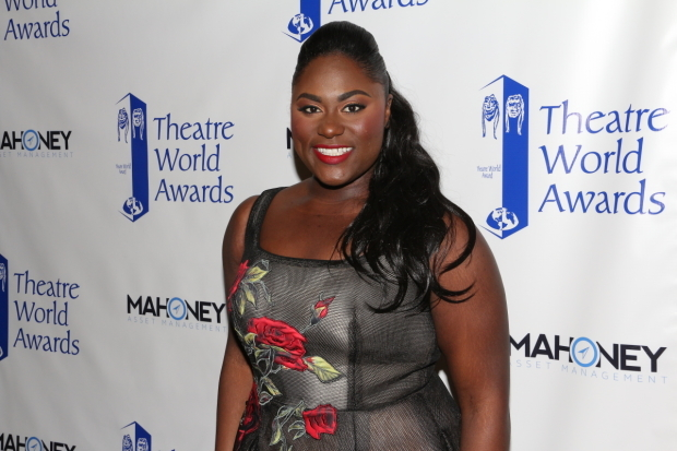 <p>Danielle Brooks is also a 2016 Theatre World Award winner for <em>The Color Purple</em>.</p><br />(© David Gordon)