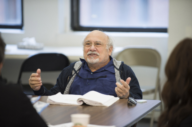 <p>Danny DeVito makes his Broadway debut in <em>The Price</em>.</p><br />© Jenny Anderson