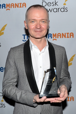 <p>Darko Tresnjak — Outstanding Director of a Musical winner for <em>A Gentleman&#39&#x3B;s Guide to Love and Murder</em>.</p><br />(© David Gordon)