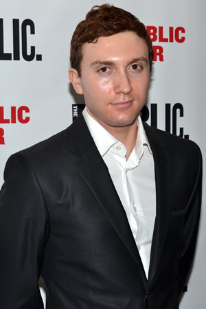 <p>Daryl Sabara appears as Ryan Mayes, a student who implies that Caitlin may know more than she lets on.</p><br />(© David Gordon)