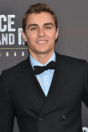 <p>Dave Franco wouldn&#39&#x3B;t miss his brother James&#39&#x3B; opening night for the world.</p><br />(© David Gordon)