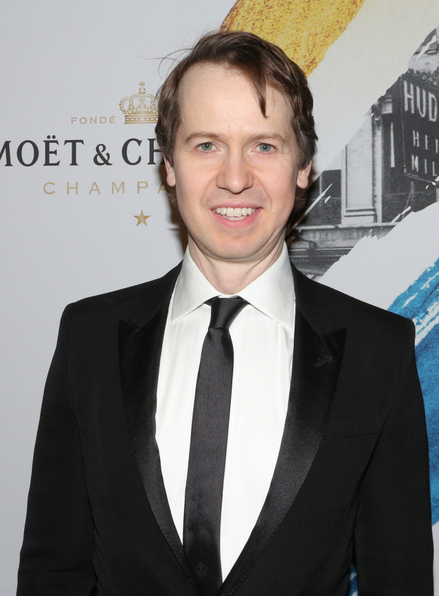 <p>David Turner takes on the role of Franz, which he also played in the 2008 Broadway revival of <em>Sunday in the Park With George</em>.</p><br />(© David Gordon)