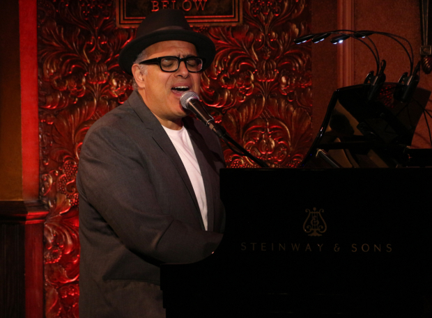 <p>David Yazbek returns to the venue from July 29-30 for two new concerts.</p><br />(© David Gordon)