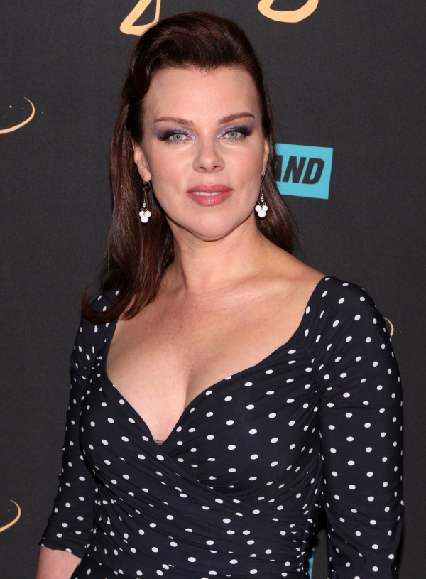 <p>Debi Mazar plays Maggie, one of Liza&#39&#x3B;s pals.</p><br />(© David Gordon)