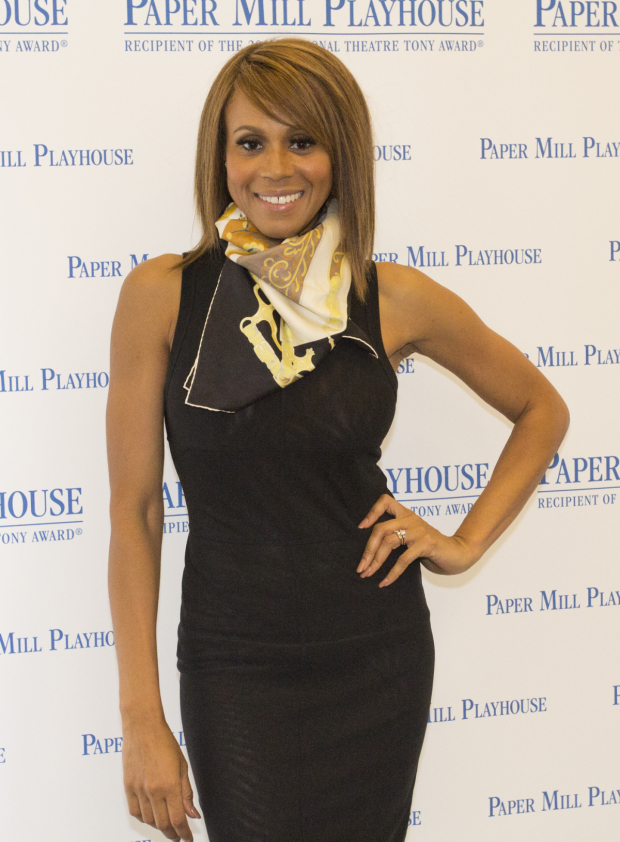 <p>Deborah Cox takes on the role of Rachel Marron in the upcoming Paper Mill Playhouse production of <em>The Bodyguard</em>.</p><br />(© Seth Walters)