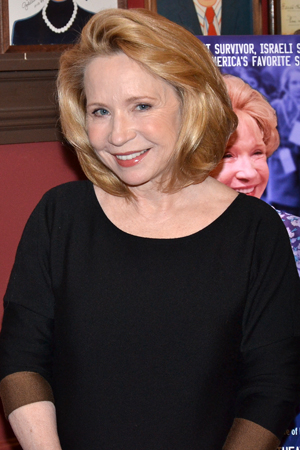<p>Debra Jo Rupp plays legendary sex therapist Dr. Ruth Westheimer.</p><br />(© David Gordon)