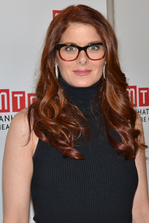 <p>Debra Messing, <em>Outside Mullingar</em> at the Samuel J. Friedman Theatre.</p><br />(© David Gordon)