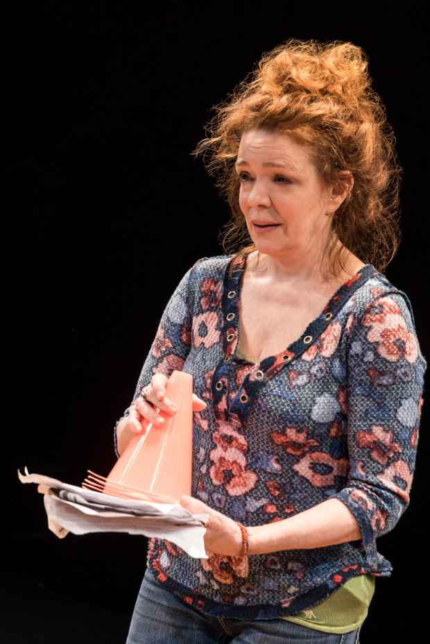 <p>Deirdre O&#39&#x3B;Connell plays Suzan.</p><br />(© Matthew Murphy)