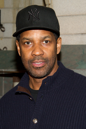 <p>Denzel Washington, <em>A Raisin in the Sun</em> at the Ethel Barrymore Theatre.</p><br />(© Tristan Fuge)