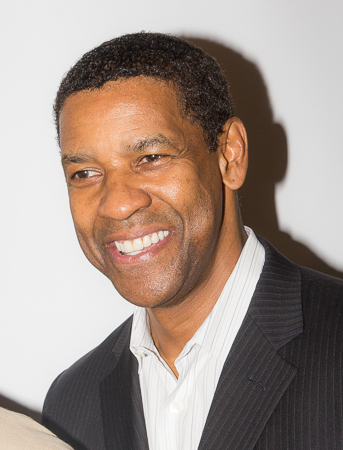 <p>Denzel Washington, Distinguished Performance Award nominee for <em>A Raisin in the Sun</em>.</p><br />(© Seth Walters)