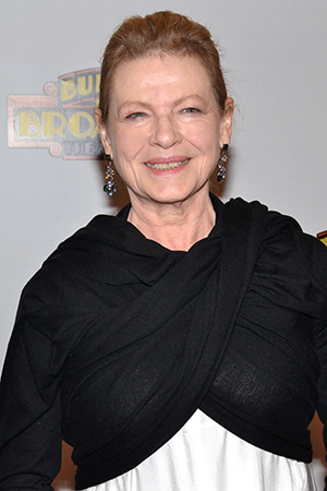 <p>Dianne Wiest won an Oscar for her performance in the film version of <em>Bullets Over Broadway</em>.</p><br />(© David Gordon)