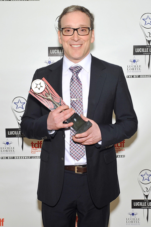 <p><em>Dinner With Friends</em> star Jeremy Shamos was named Outstanding Featured Actor in a Play. </p><br />(© Getty Images)